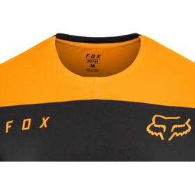 Fox Defend Delta LS Jersey Herren atomic orange